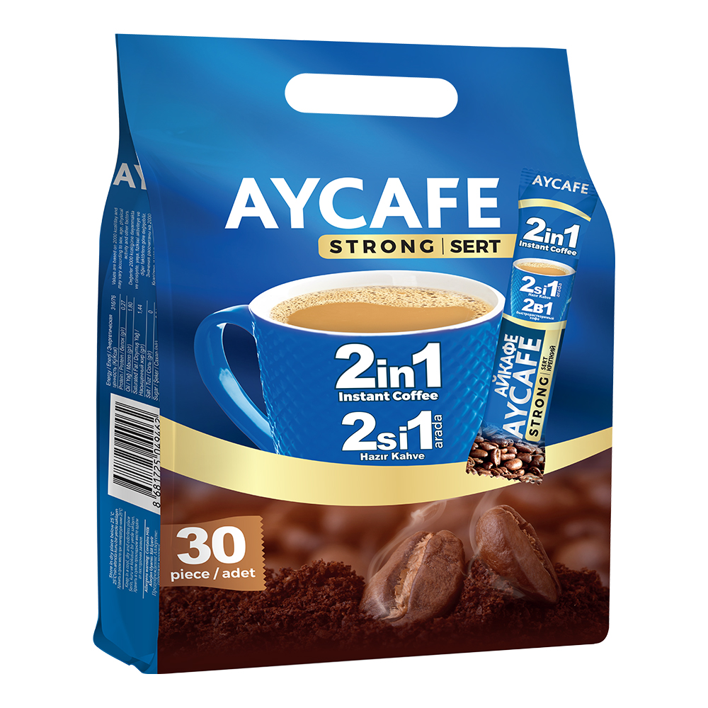 Aycafe 2in1 Instant Coffee In Sachets