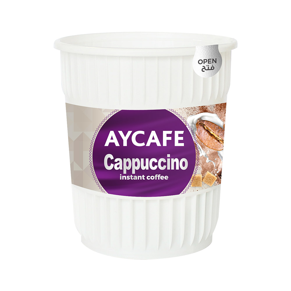 Aycafe Cappuccino Instant Coffee In Cup