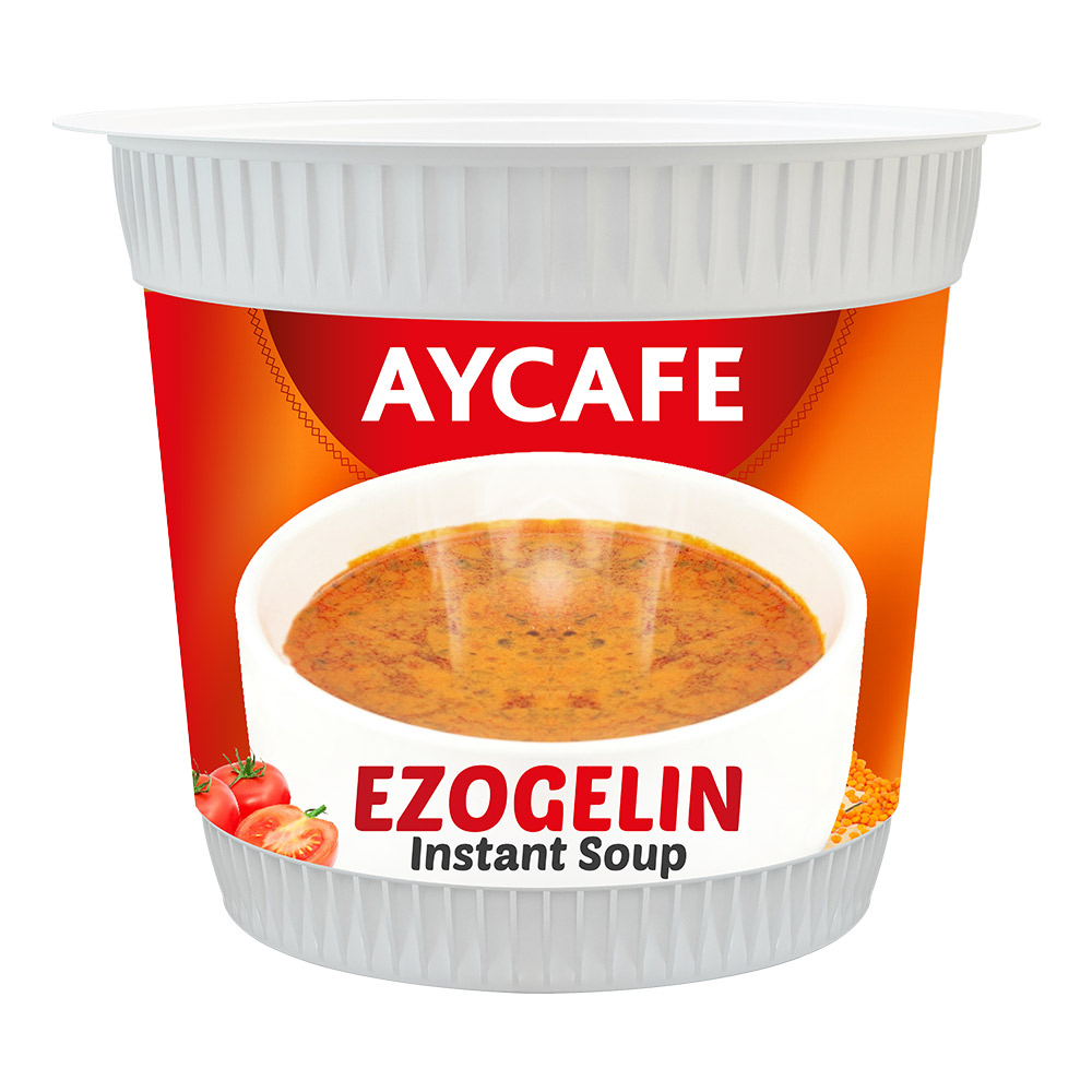 Aycafe Ezogelin Instant Soup In Cup