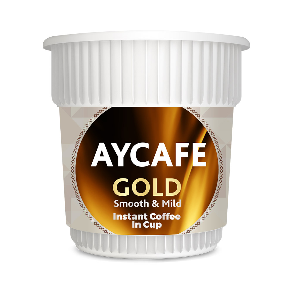 Aycafe Gold Instant Coffee In Cup