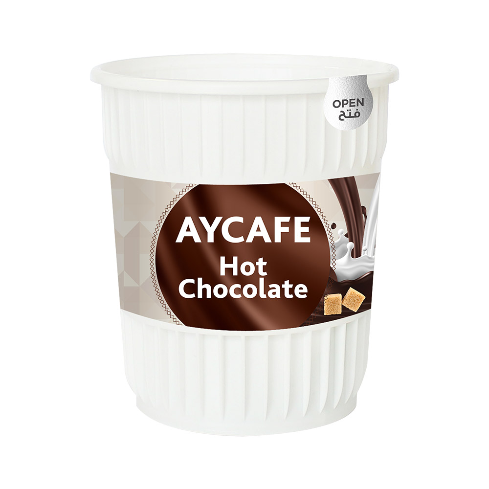 Aycafe Hot Chocolate In Cup