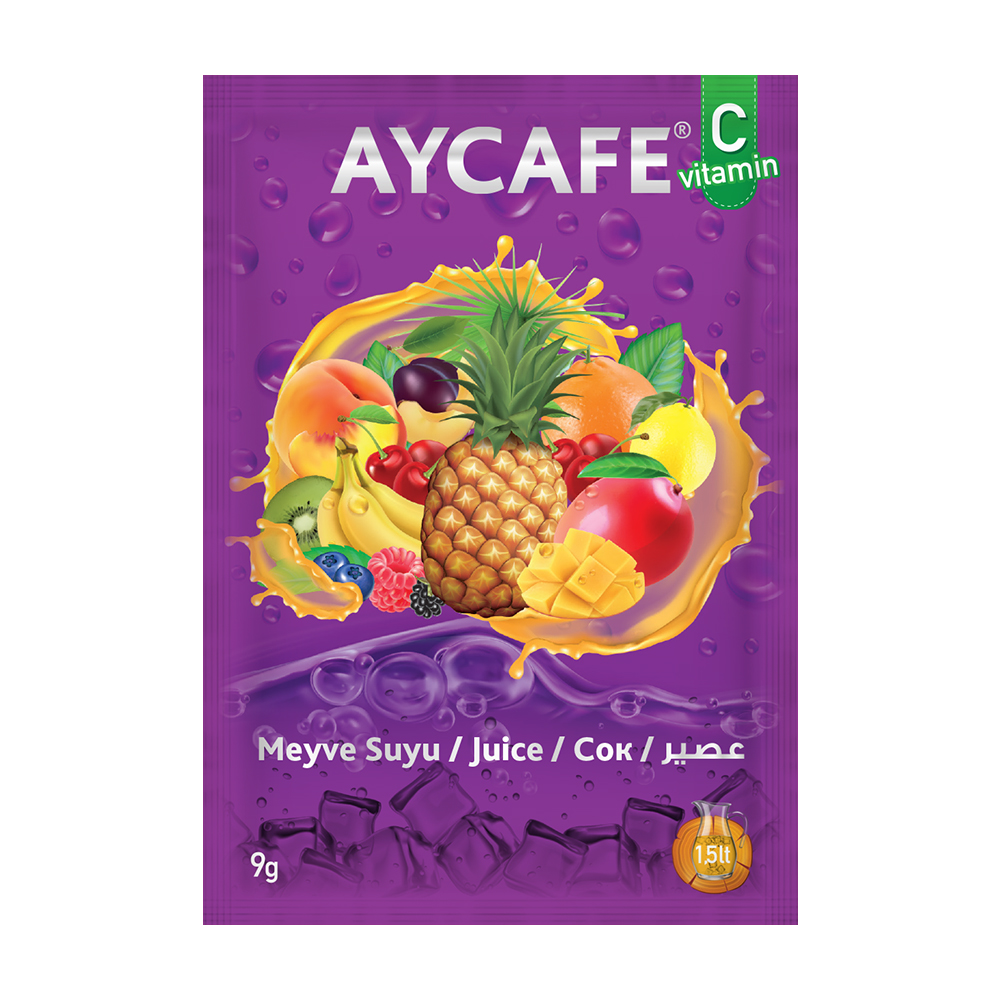 Aycafe Mixed Flavoured Instant Drink