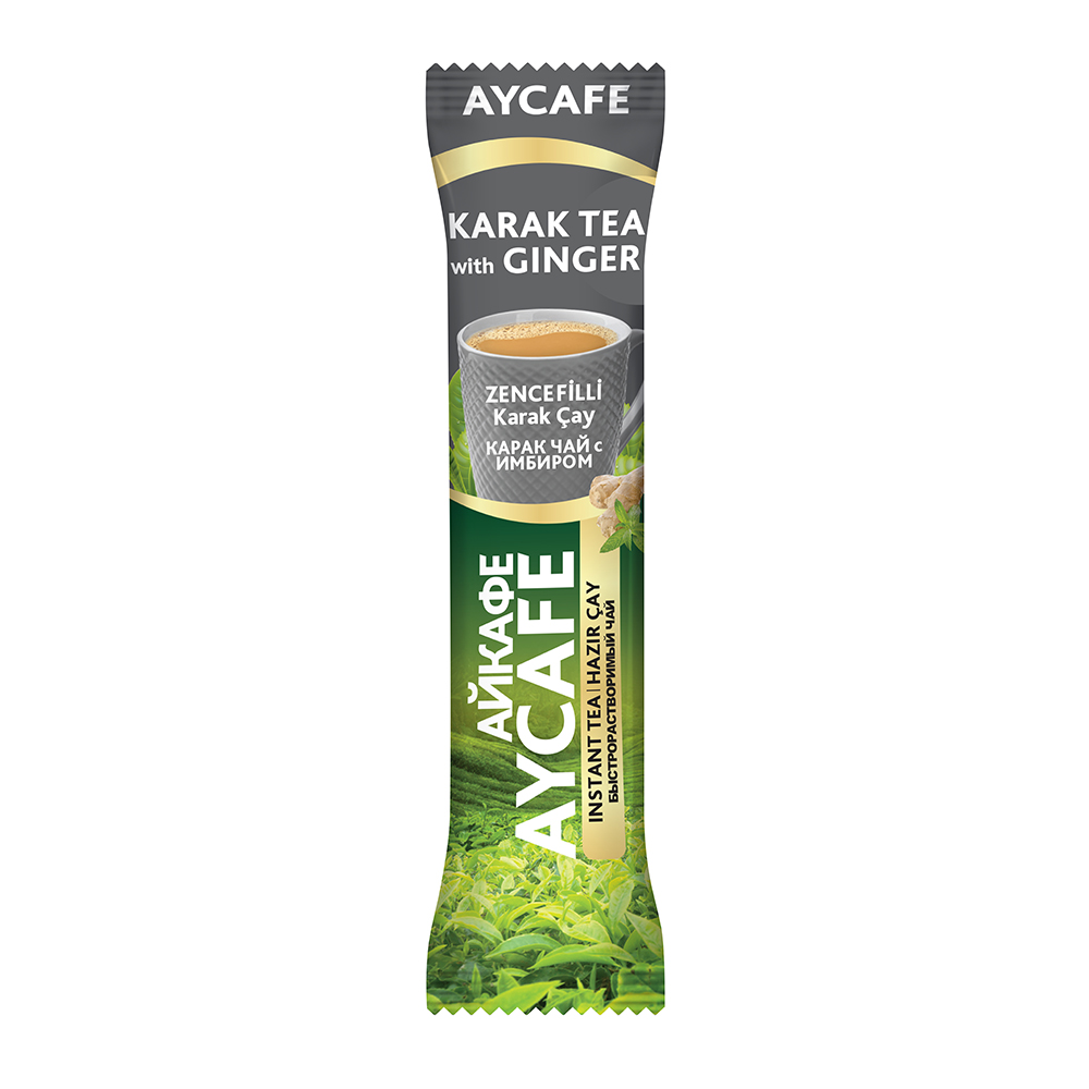 Aycafe Karak Tea Ginger Instant Tea