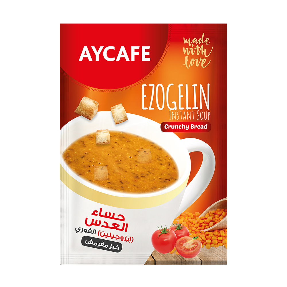 Aycafe Ezogelin Instant Soup In Sachets