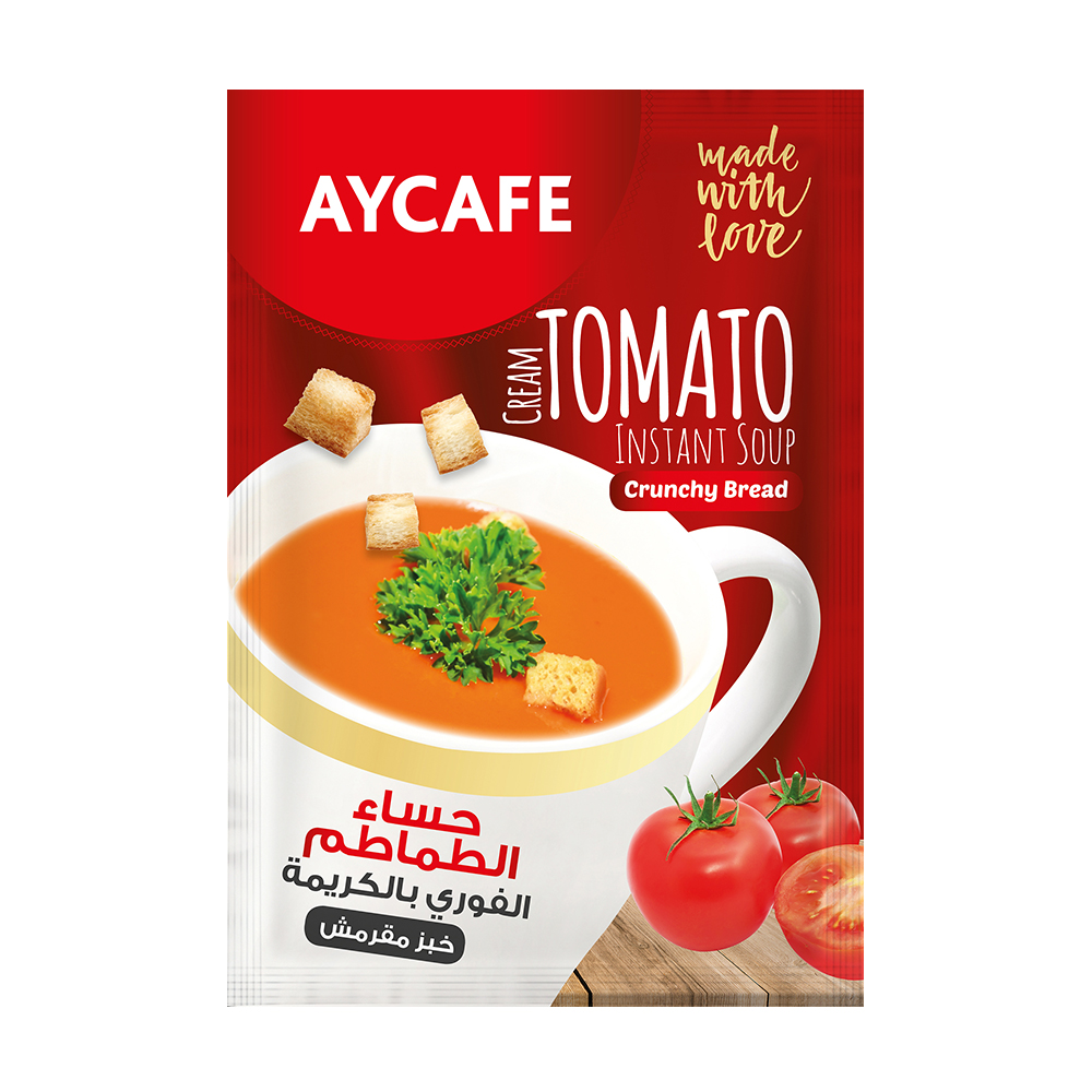 Aycafe Tomato Instant Soup In Sachets